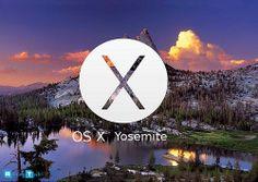 """Apple lanzó un nuevo sistema operativo """"Mac OS X Yosemite"""" que cuenta con diferentes mejoras, entre ellas se encuentra el nuevo look, con ventanas traslucidas, menús laterales al estilo de iOS 7 y una barra de Launcher con iconos rediseñados, justamente pare lucir más planos y acordes al estilo que la compañía usa en sus dispositivos móviles. Ya lo conoces? #miguelbaigts"""