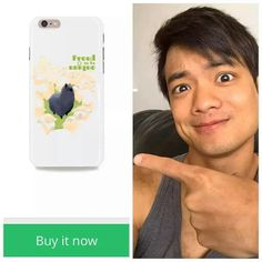 Limited Osric Chau phone case. I think there are multiple phone types available.