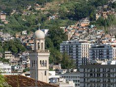 https://flic.kr/p/UuoyuT   Tijuca   No primeiro plano a torre da Igreja dos Capuchinhos e, ao fundo, edifícios residencias e uma comunidade.   Tijuca, Rio de Janeiro, Brasil. Tenha um belo dia! :-)  _______________________________________________  Tijuca Neighborhood  In the foreground the tower of the Capuchin Church and, in the background, residential buildings and a community.  _______________________________________________  Buy my photos at / Compre minhas fotos na Getty Images  To…