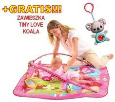TINY LOVE MATA GIMNASTYKA DLA BOBASA MOVE & PLAY MAŁA KSIĘŻNICZKA TL120290…
