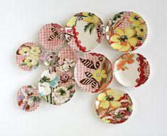 Plates by Mollly Hatch