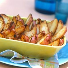 Crispy Fried Potatoes Recipe | MyRecipes.com