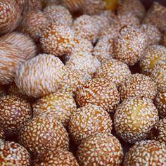 Fried Sesame Balls | Shanghai, China