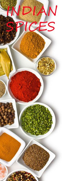 Indian Spices - Hot Indian Recipes