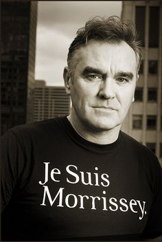 Steven Patrick Morrissey (born 22 May better known as just Morrissey, is a British singer and lyricist who first became known when he emerged in the … New Wave Music, Sound Of Music, Her Music, I Love Music, The Smiths Morrissey, Moz Morrissey, Johnny Marr, I Love Him, My Love