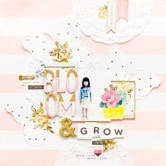Maggie Holmes Design Team : Bloom