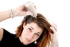Tips For Dying Hair at Home (best I've ever read!) #dyinghair