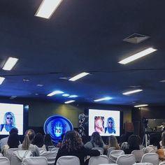 ACONTECEU!!  Minha primeira palestra sobre Mídias Sociais e o Universo dos Cachos desde aceitação até a falta de profissionais qualificados na área!  Obrigada @sebraematogrosso pela oportunidade e convite!  Que venham as próximas!