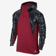 Air Jordan Stay Warm Fitted Shield Men's Hoodie. Nike.com (UK)