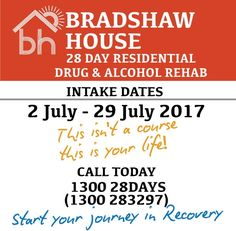 Australia's personalised drug and alcohol rehab.  This isn't a course, this is your life.  Call 1300 28 DAYS  #australia #melbourne #Victoria #addiction #livingsober #sober #12steps #recovery  #rehab