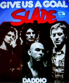 Slade Band, Noddy Holder, British Rock, 25th Anniversary, Number One, Lineup, Celebrities, Fictional Characters, Musica