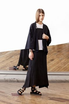 Shaina Mote Spring/Summer 2015 Apron Dress | Noa Top | Loose Tee | Satori Jacket