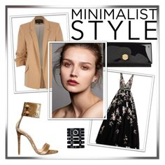 """""""Untitled #164"""" by lovespk ❤ liked on Polyvore featuring Jimmy Choo, Jovani, Gianvito Rossi, River Island, Chanel, StreetStyle, party and casualoutfit"""