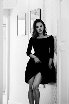 Natalie Portman photographed by David Bellemere for Madame Figaro (September 2017)