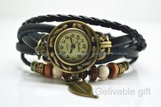 Steampunk wrist watch