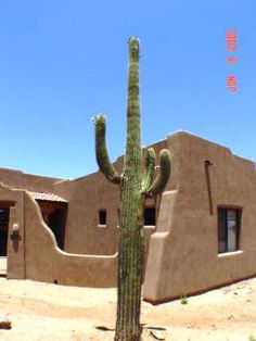 Cave Creek AZ Territorial Southwest Custom Home