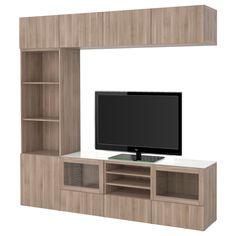 BESTÅ, TV-Komb. mit Vitrinentüren, Lappviken, Jetzt bestellen unter: https://moebel.ladendirekt.de/wohnzimmer/tv-hifi-moebel/tv-waende/?uid=fe76ec4b-d5bc-52fb-aebe-2cf26b8cc367&utm_source=pinterest&utm_medium=pin&utm_campaign=boards #tvwaende #wohnzimmer #tvhifimoebel