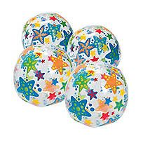 Beach, pool or even your backyard, these balls will make it feel like summer no matter where you are! Inflatable Summer Fun Beach Balls are white, turquoise ...