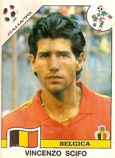 Enzo Scifo - Belgium