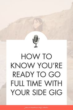 How to know you're ready to go full time with your side gig! We're talking all about going full time and how to manage your artist business budget. #budget #sidegig Making A Vision Board, Today Episode, Selling Art Online, School Shopping, Money Management, Saving Tips, How To Know, Creative Business, Helping People