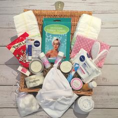 #ShopSBS Handy Hospital Hamper Super Deluxe   http://www.shopsbs.co.uk/hampersbylucy/products/handy-hospital-hamper-super-deluxe-hampers-by-lucy/handy-hospital-hamper-super-deluxe