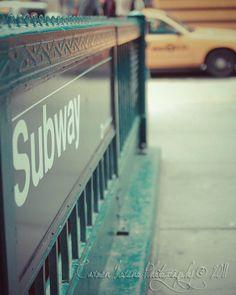 NY,  Carmen Moreno Photography, Subway