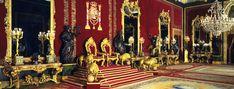 Palacio Real de Madrid | Patrimonio Nacional http://www.patrimonionacional.es/real-sitio/palacios/6039