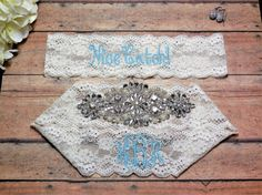 Check out this item in my Etsy shop https://www.etsy.com/listing/279663782/monogrammed-garter-rhinestone-garter
