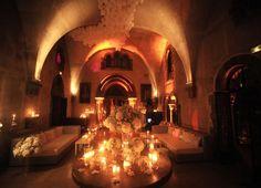 Casamento e outras festas na Cote D'Azur : Tem castelo na praia?