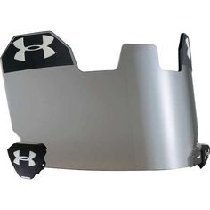 d1365a1c20a Under Armour Performance Eyewear - Standard Football Visor - Gray - 9902