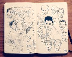 1.2 Sketchbook 2013 on Behance