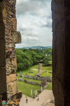 Ruinas de Panamá Viejo