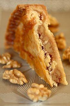 Fantastische Walnoten Karamel Taart | Weekend Bakery