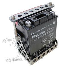 Battery Box for Yamaha XS650 Hard Tail - Ryca Motors Online Store