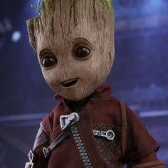 Hot Toys lança boneco do Baby Groot em tamanho real! - Eu Devito
