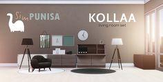 KOLLAA Living room   SimPunisa