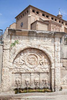 Espagne, Aragon, Barbastro
