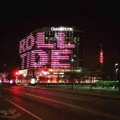 Omni Hotel in Dallas!