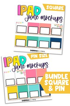 This BUNDLE for Teachers Pay Teachers sellers who sell digital resources. Create the perfect graphic for Instagram, Facebook, Teacher Pay Teachers, your blog, Pinterest and so much more!