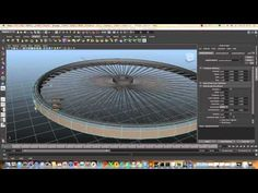How to model bicycle in maya Part 1