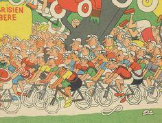 Tour de France Dubout