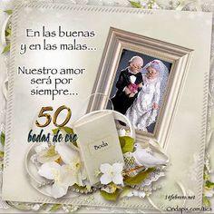 Imágenes y dedicatorias para aniversarios de bodas de oro frases amor | imagenes y frases de amor 14 de febrero