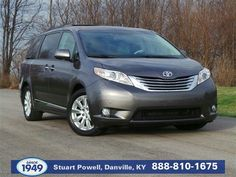 In the market for a quality used minivan? Check out this 2011 Toyota Sienna in Danville KY >> https://youtu.be/ZoFdFI_Y4zE