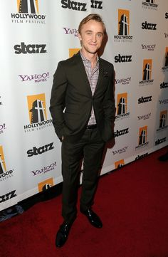 Tom Felton - 15th Annual Hollywood Film Awards Gala Presented By Starz - Red Carpet