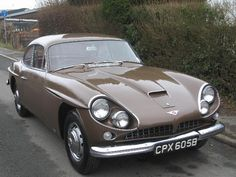 1964 JENSEN CV8 Maintenance/restoration of old/vintage vehicles: the material for new cogs/casters/gears/pads could be cast polyamide which I (Cast polyamide) can produce. My contact: tatjana.alic@windowslive.com