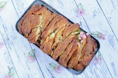 ❤️ Thermomix - Rezepte mit Herz & Pampered Chef ❤️ Rezeptideen &Co. Pampered Chef, Freshly Baked, Bread Baking, A Food, Banana Bread, Bakery, Pork, Desserts, Muffins