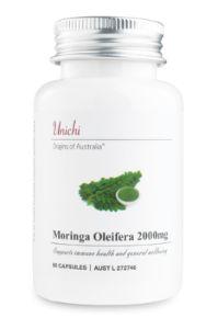 Australian grown and made Moringa Capsules
