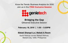 GenieTech - primarily offering a retail management software solution - Information Technology company providing world-class business solutions, consulting & support services Shangri La Makati, Makati City, Whats New, Technology, Trends, Business, Gap, Restaurant, Tech