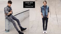 Double denim! The rules for pulling off the denim trend that is here to stay: http://tpmn.co/12Aezdx