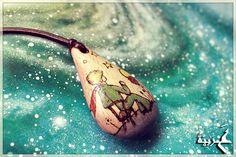 Náhrdelníky - Amulet - Amir Sogayar / Le Petit Prince
